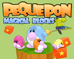 Pequepon Magical Blocks